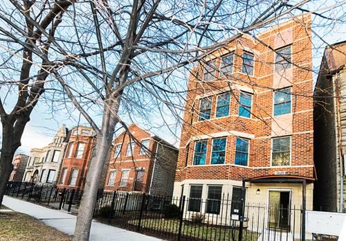 3629 S Giles Unit U1, Chicago, IL 60653