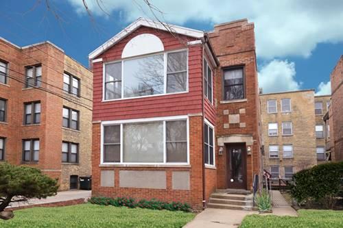 416 Keeney Unit 2, Evanston, IL 60202