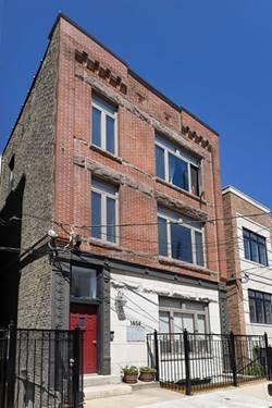 1454 W Blackhawk Unit 3, Chicago, IL 60642