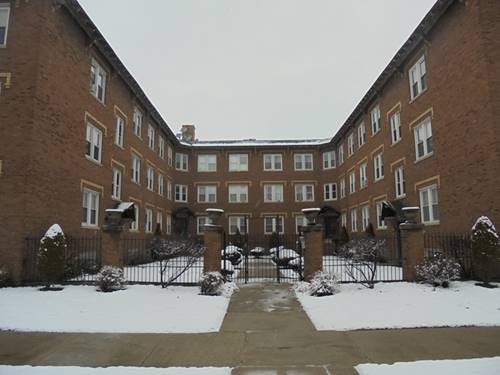 4822 W Hutchinson Unit 9C, Chicago, IL 60641