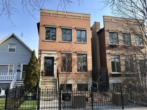 1728 W Winona, Chicago, IL 60640 Andersonville