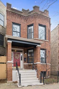 3253 N Hoyne, Chicago, IL 60618 Roscoe Village