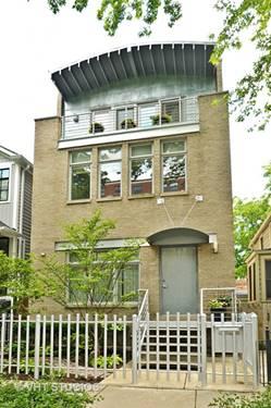 1833 W Roscoe, Chicago, IL 60657 Roscoe Village
