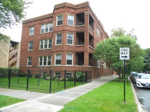 7421 N Paulina Unit 3, Chicago, IL 60626