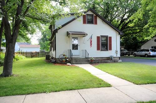 112 E Jackson, Oswego, IL 60543
