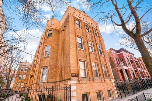 2231 N Bissell Unit 3E, Chicago, IL 60614 West Lincoln Park