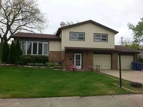 8811 W 91st, Hickory Hills, IL 60457