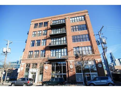 215 N Aberdeen Unit 210B, Chicago, IL 60607