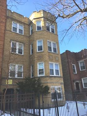 6308 N Oakley Unit 3W, Chicago, IL 60659