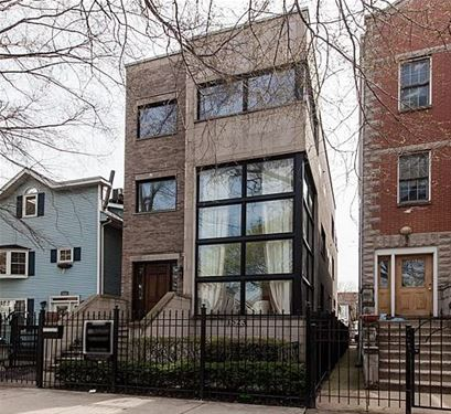 1523 W School, Chicago, IL 60657 Lakeview