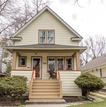718 N Marion, Oak Park, IL 60302