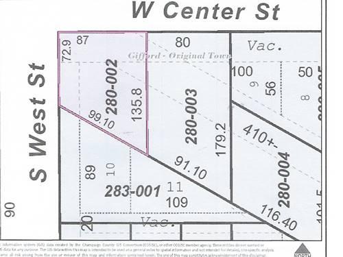 109 W Center, Gifford, IL 61847