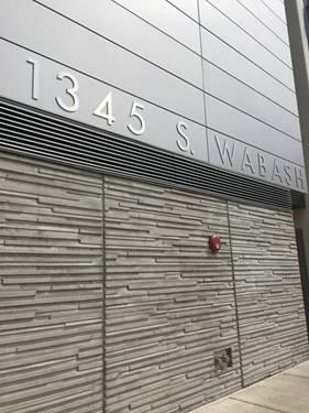 1345 S Wabash Unit 1509, Chicago, IL 60605 South Loop
