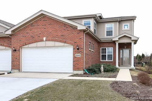 2543 Cedar Hill, Woodridge, IL 60517