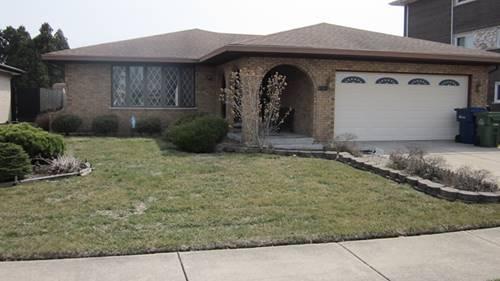 4705 W 106th, Oak Lawn, IL 60453