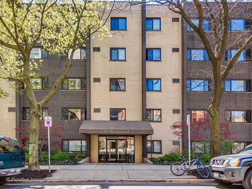 515 W Wrightwood Unit 503, Chicago, IL 60614 Lincoln Park