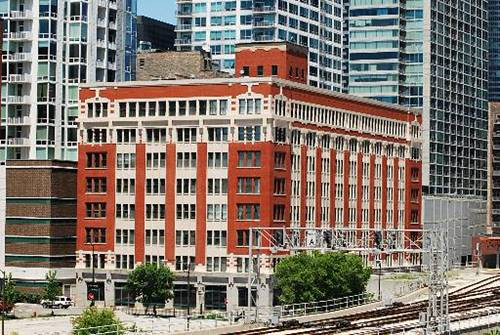 732 S Financial Unit 615, Chicago, IL 60605 South Loop