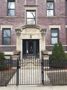 4055 N Hermitage Unit G-N, Chicago, IL 60613 Uptown