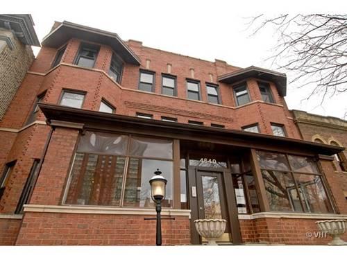 4640 N Kenmore Unit 2S, Chicago, IL 60640