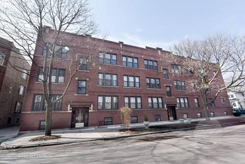 1651 W Balmoral Unit G, Chicago, IL 60640 Andersonville