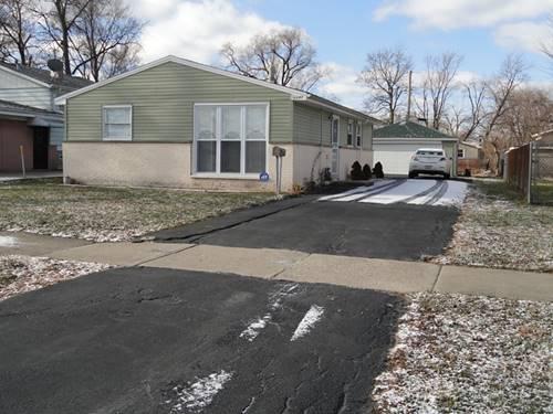 16640 Marshfield, Markham, IL 60428