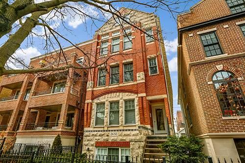 2632 N Wayne Unit 2, Chicago, IL 60614 West Lincoln Park
