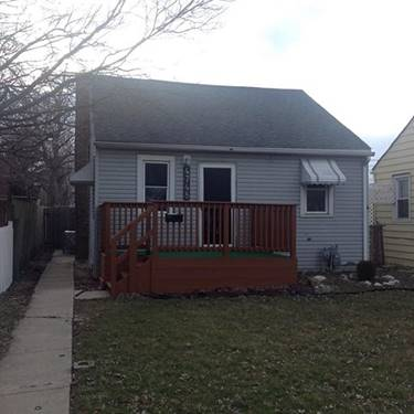 4748 S Latrobe, Chicago, IL 60638