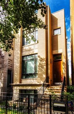 1706 W Erie, Chicago, IL 60622 Noble Square
