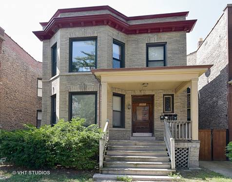 3624 N Racine, Chicago, IL 60613 Lakeview