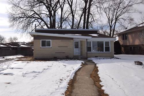 9824 Central, Oak Lawn, IL 60453