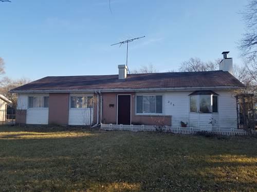235 W Thacker, Hoffman Estates, IL 60169