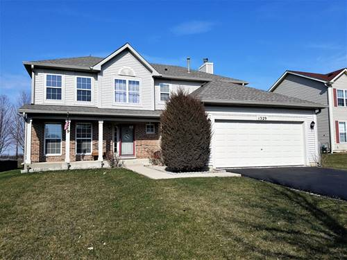 1329 Emington, Minooka, IL 60447