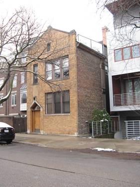 1850 N Sedgwick, Chicago, IL 60614 Lincoln Park