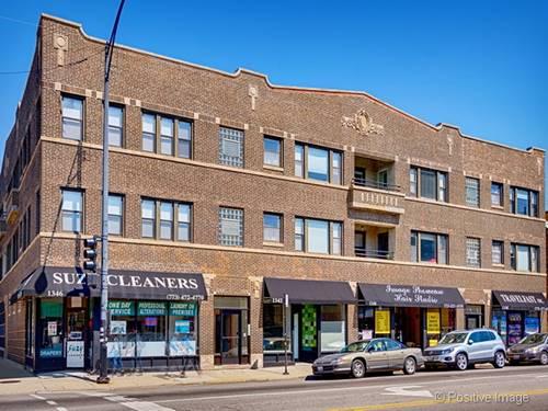 1344 W Irving Park Unit 2S, Chicago, IL 60613 Uptown