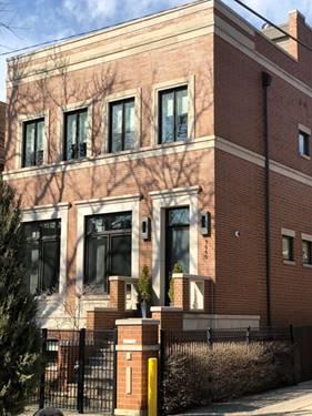 1660 N Oakley, Chicago, IL 60647 Bucktown