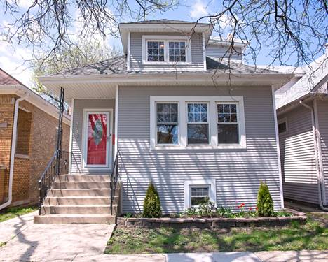 4340 N Meade, Chicago, IL 60630