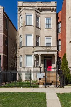 4552 S Indiana Unit 3, Chicago, IL 60653