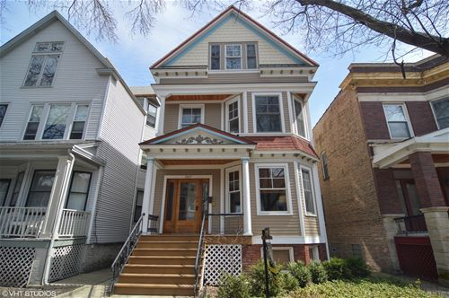 3837 N Bell Unit 1, Chicago, IL 60618
