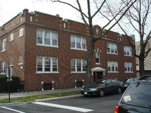 2335 W Grace Unit 1, Chicago, IL 60618