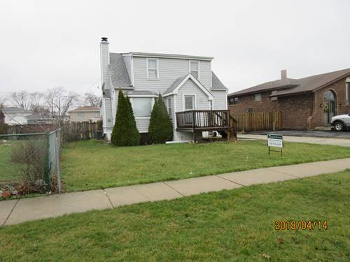 8334 S 78th, Bridgeview, IL 60455