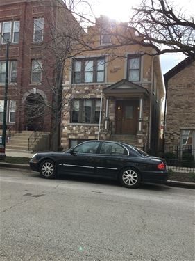 2036 N Honore, Chicago, IL 60647