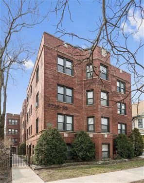 6736 N Glenwood Unit 3S, Chicago, IL 60626
