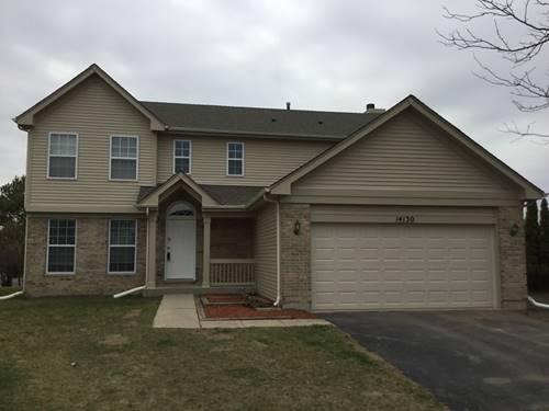 14130 S Butler, Plainfield, IL 60544