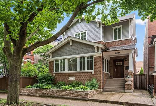 3631 N Janssen, Chicago, IL 60613 Lakeview