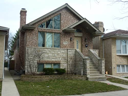 3229 N Osage, Chicago, IL 60634