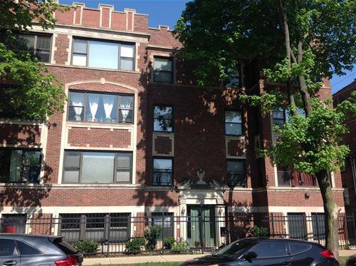 6827 N Greenview Unit G, Chicago, IL 60626