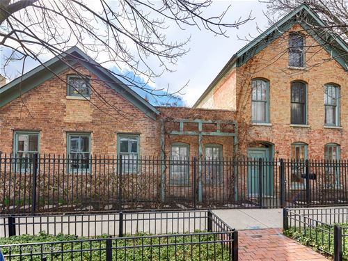 1822 N Howe, Chicago, IL 60614 Lincoln Park