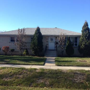 10816 S Rutherford, Worth, IL 60482