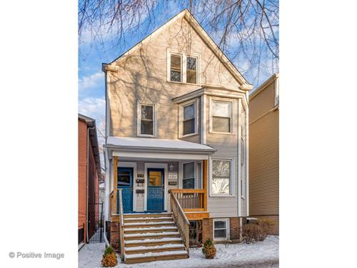 3119 N Paulina, Chicago, IL 60657 West Lakeview