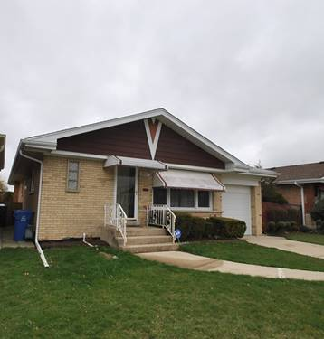7604 W Strong, Harwood Heights, IL 60706